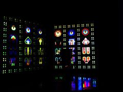 église saint rémy baccarat vitraux de cristal