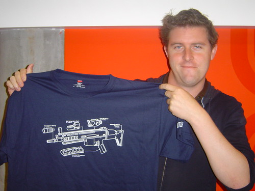 Alpha Protocol T-Shirt!
