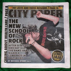 vincent black shadow citypaper cover shot