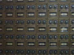 Dormitory Mailboxes (ConanTheLibrarian) Tags: college mailbox nebraska university mail dorm mailboxes dormitory kearney combination dorms residencehall dormitories buffalocounty universityofnebraskaatkearney martinhall