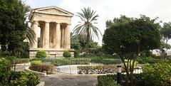 Lower Barrakka Gardens (Szmytke) Tags: church gardens canon ball image religion sigma malta icon tribute lower valetta barrakka 1850f28