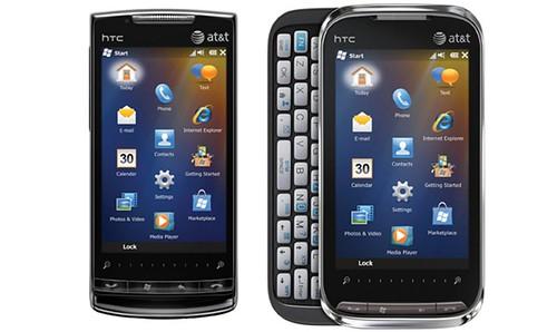 HTC Pure, HTC Tilt 2