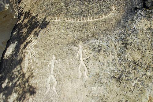 Qobustan abidələri