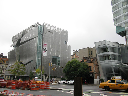 Cooper Union (New Building)