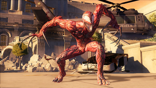 Carnage Marvel Ultimate Alliance 2