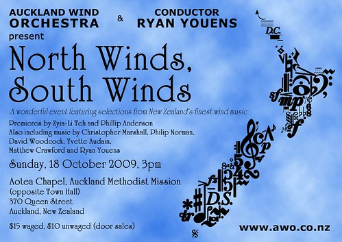 North Winds, South Winds 5