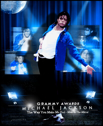 Michael Jackson - The King of Grammy by TheLean.