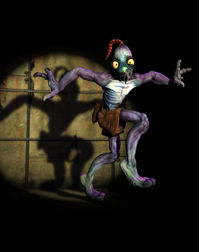 Oddworld Abe 2