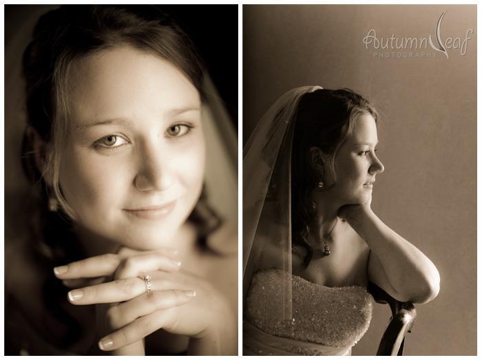 Courtney & Glen - Bride Portraits