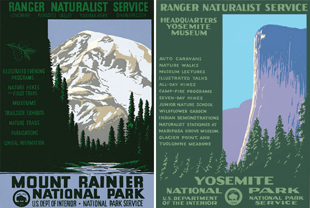 Ranger of the Lost Art Posters