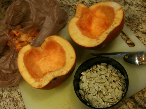 Seeded Pie Pumpkin
