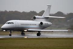 HZ-OFC5 - 180 - Private - Dassault Falcon 900EX - Luton - 091103 - Steven Gray - IMG_3319