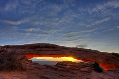 Mesa Arch (Jeffrey Sullivan) Tags: park travel november copyright usa jeff nature landscape utah photo all arch roadtrip national rights canyonlands sullivan 2009 reserved mesa mountainhighworkshops visitutah sullivanworkshop