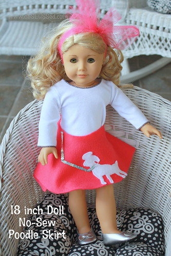 My Maplelea My Country My Doll Free Pattern Friday No Sew Poodle