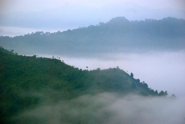 Malaysia - Pahang - Sungai Lembing - 林明山