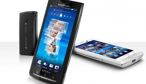 Android 2.1 update for Xperia X10