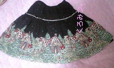 ETC skirt
