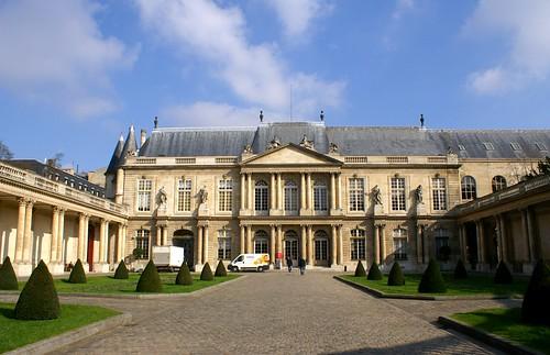 PICT0044/Paris City/Hôtel de Soubise/Archives Nationales