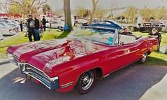 1967 Pontiac Grand Prix (bballchico) Tags: 1967 pontiac grandprix convertible tonybromley grandnationalroadstershow gnrs2017 carshow saturdaydrivein