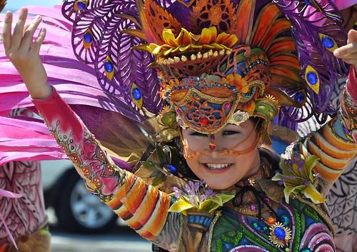 Pintaflores Festival San Carlos City, Negros Occidental