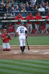 Ichiro (jwrb) Tags: seattle baseball mariners safeco