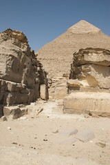 Pyramids plateau (future15pic) Tags: africa travel vacation history sphinx museum architecture temple ancient rocks desert may egypt cairo massive egyptian pyramids archeology 2009 giza khufu pharoh menkaure kharfre