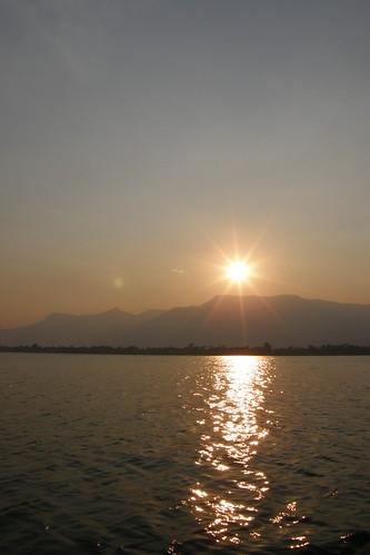 169.夕陽幾近下山