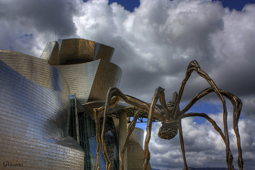 Museo Guggenheim (Bilbao) - Guggenheim M by GViciano, on Flickr
