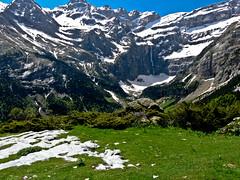 Gavarnie - Plateau de Bellevue (Candice BostYn PhotographY) Tags: montagne altitude bleu ciel neige nuage cirque bellevue verte herbe pyrénées gavarnie sudouest chaîne