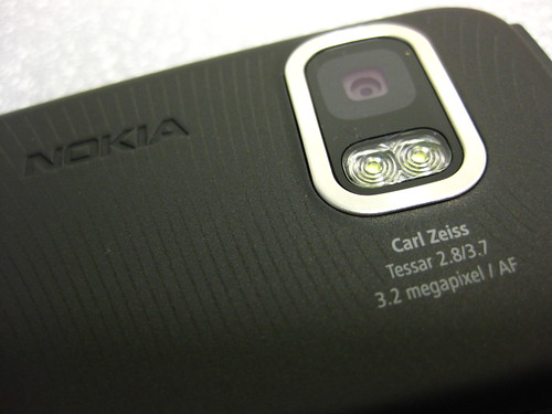 Nokia 5800 XpressMusic Camera