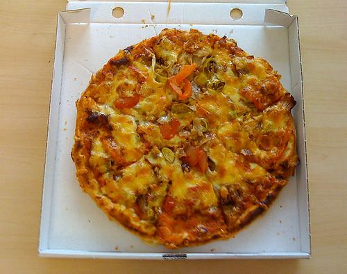 Dönerpizza