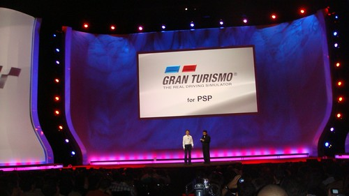 Gran Turismo PSP - E3 2009
