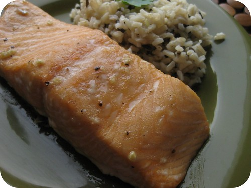 True North Maple Baked Salmon