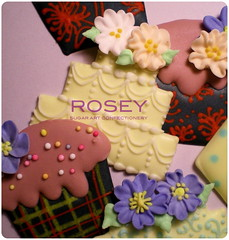 Runouts (rosey sugar) Tags: cake cupcake icing royalicing sugarcraft runouts