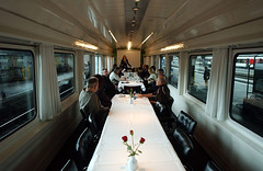 Train Chartering - Swiss conference car available for hire