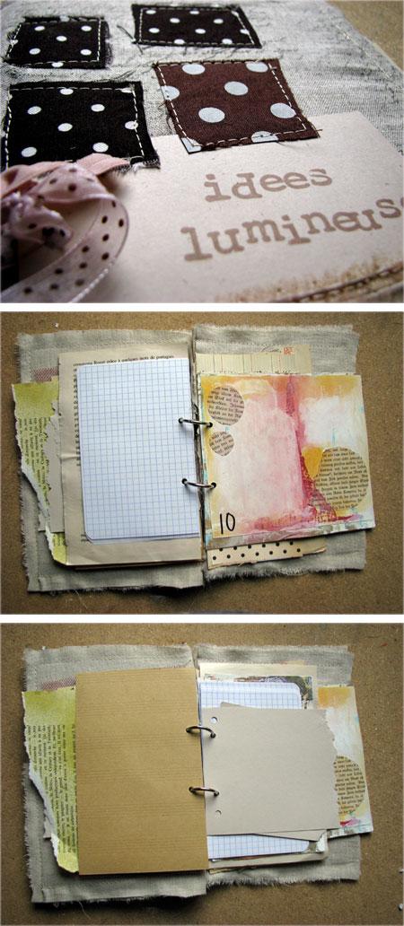 """Journal """"Idees lumineuses"""""""
