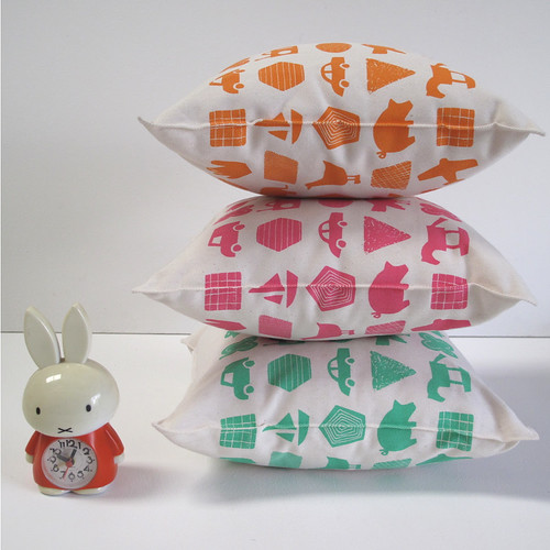 all three miffy by Helen Rawlinson.