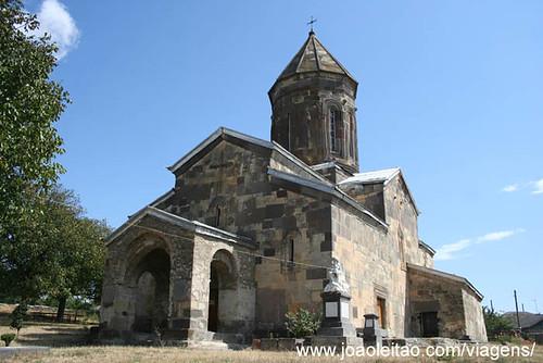 Catedral da transfiguração de Ruisi Georgia
