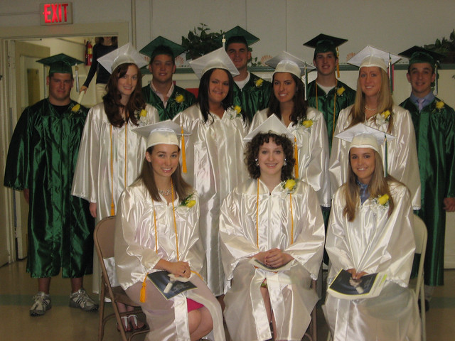 The Class of 2009- Baccalaureate Sunday by congochurchsd