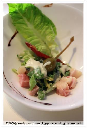 7atenine - Caesar Salad