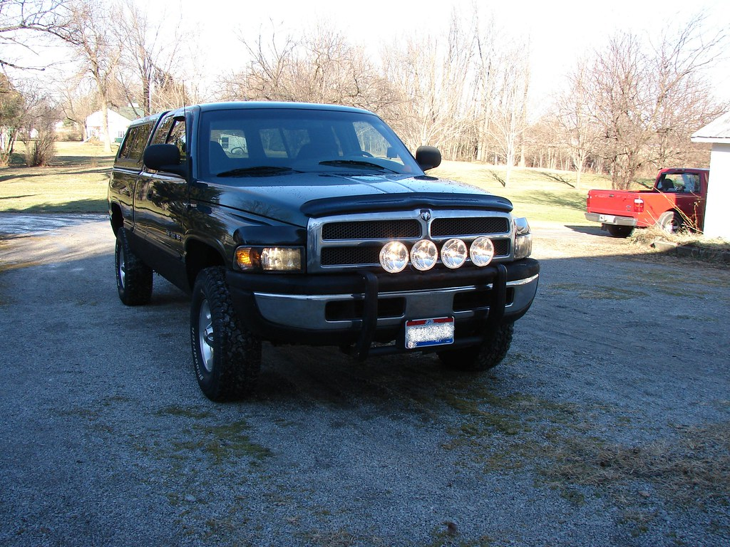 looking for a front end light bar - DodgeForum.com