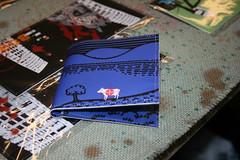 To Kill a Cow (Boreal_wallets) Tags: wallet boreal starandshadow