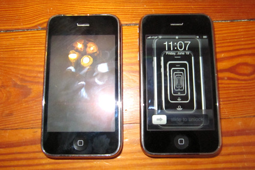 iPhone 3GS Unboxing