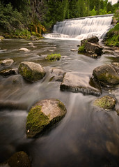 Base of Belfountain Falls (Explored) (Insight Imaging: John A Ryan Photography) Tags: toronto ontario canada water creek rocks stream falls belfountain nikond300 wwwinsightimagingca johnaryanphotography