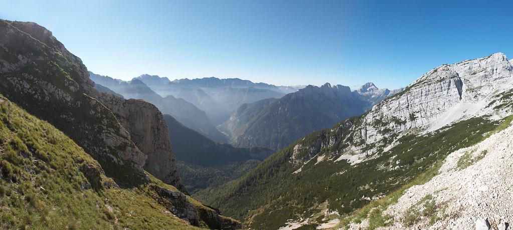 Panorama Mojstrovka