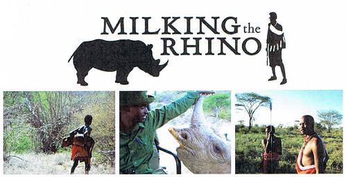 Milking the Rhino (USA 2008)