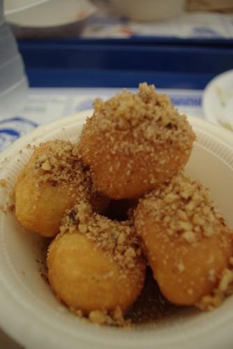 Greek Doughtnuts