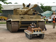 Tiger 131 (Megashorts) Tags: uk outside army war tank military tiger wwii olympus german armor dorset ww2 vehicle fighting armour armored zuiko 2009 axis vi tankmuseum panzer 131 181 armoured e510 zd tigeri sdkfz 1454mm bovingtontankmuseum pzkpfw tiger1 tankfest panzerkampfwagen ausfe tankfest2009 tigerausfe bovingtonmuseum