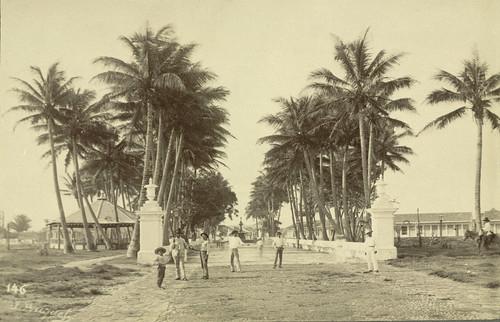 Alameda Park, Veracruz