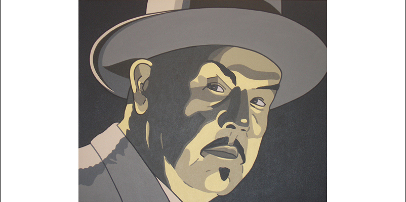 (Title Unknown) by Roger Shimomura